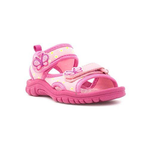 Walkright Girls Butterfly Sandals