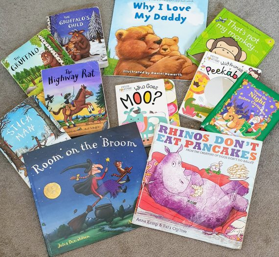 Our Top 10 Favourite Kids Books