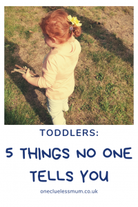 Toddles: 5 Things No One Tells You