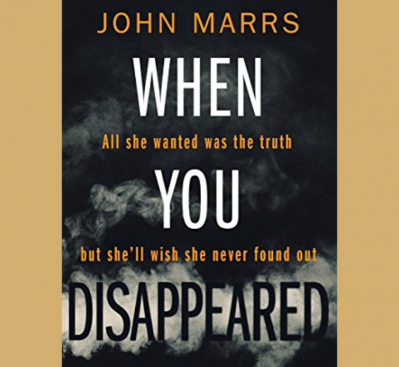 Book Review – When You Disappeared